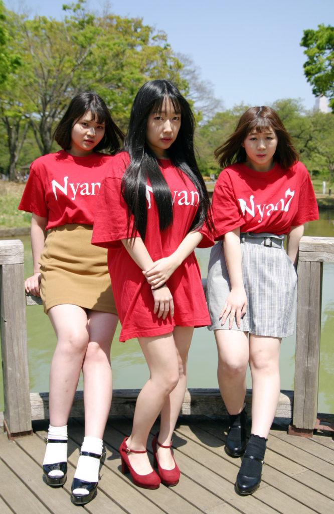 Nyan7(にゃんなな)メンバー